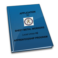 Interested in getting started in the field of Sheet Metal Work?  Learn more about our Apprenticeship Program.